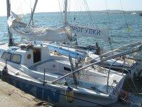 Яхта Юпитер